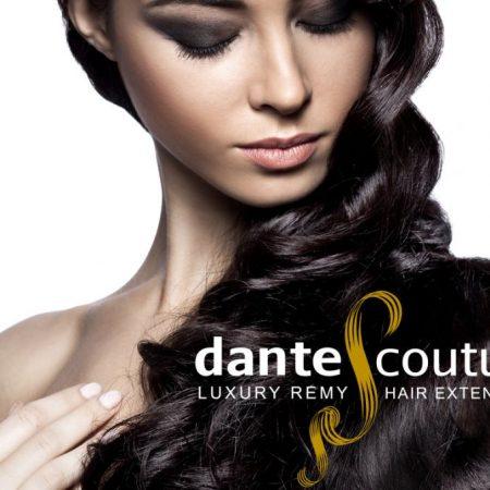 Dante Couture | Dante Wire | Haarverlenging in een minuut | Flip-in Hair