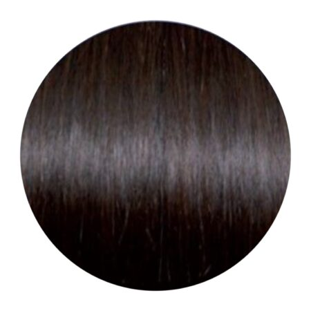 donkerbruin hairextensions
